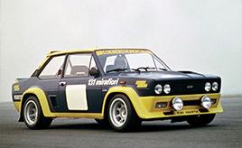 フィアット131アバルト ラリー…WRC参戦マシンのベース車特集