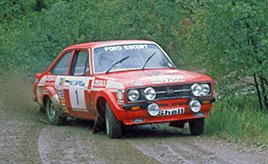 フォード・エスコートRS1800…WRC参戦マシンのベース車特集