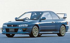 スバル・インプレッサ…WRC参戦マシンのベース車特集