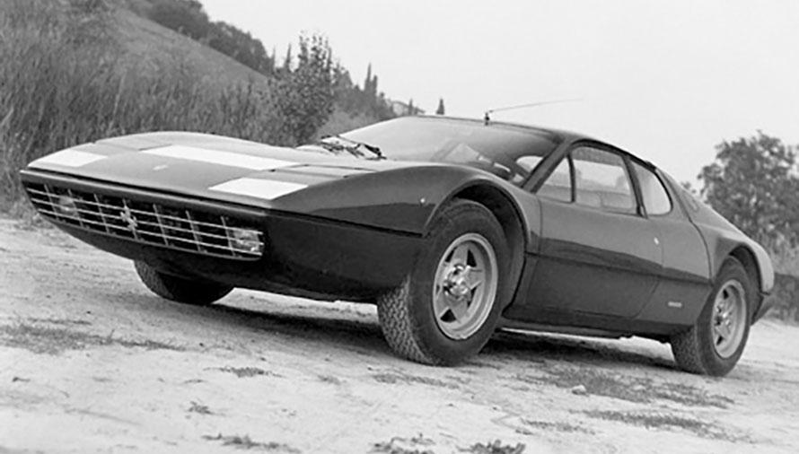フェラーリ365GT4BB