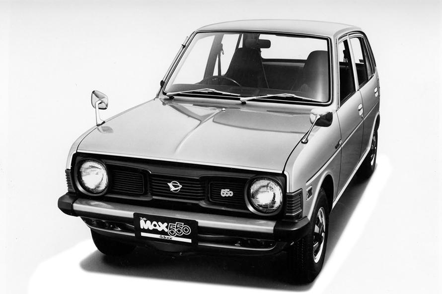 ダイハツ・フェローMAX550