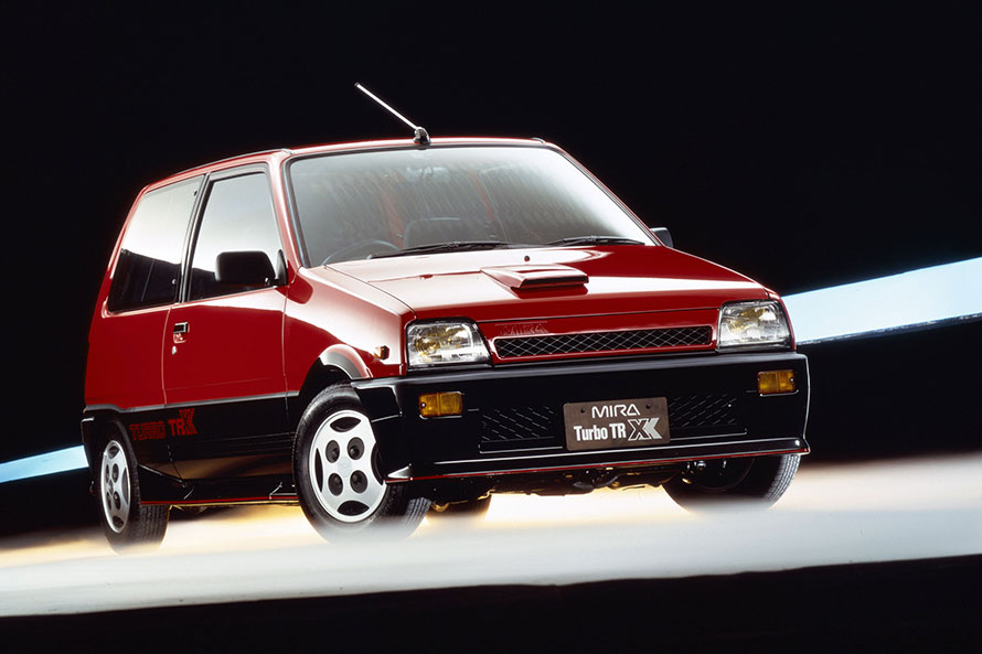 ダイハツ・ミラ ターボTR-XX
