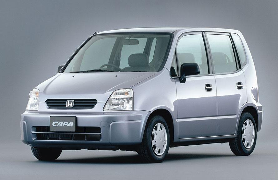 ホンダ・キャパ