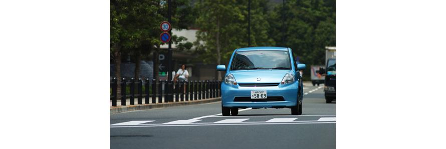 トヨタ・パッソ