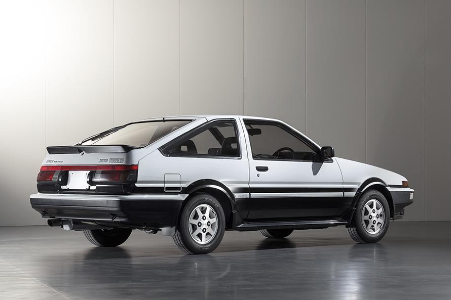 """小型車のFF化が進む世の中で、""""Fun To Drive""""をを具現化した、高性能コンパクト・スポーツ"""