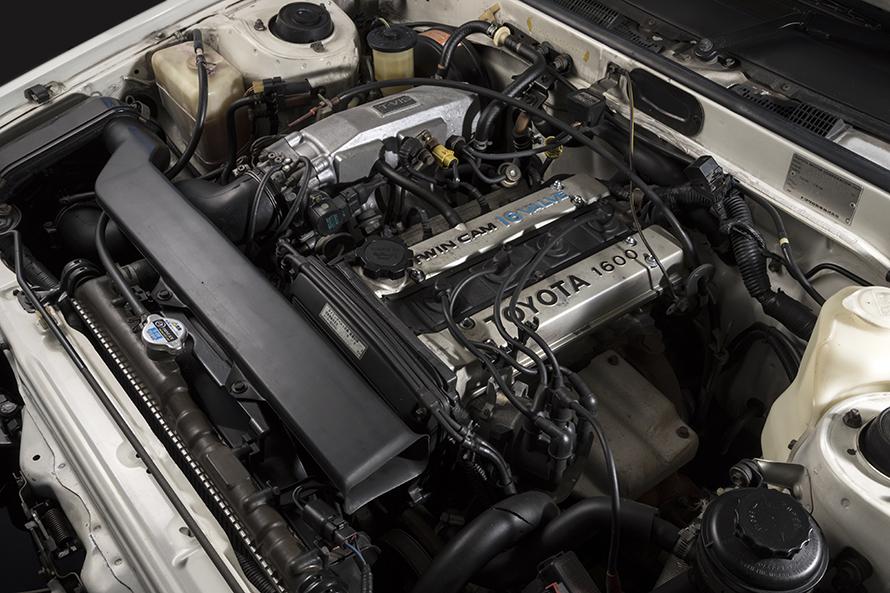 多くのドライバーを虜にしたテンロク「LASER α TWINCAM 16 VALVE ~ 4A-GEエンジン」