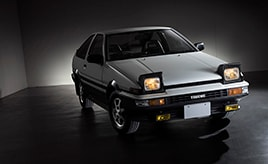 スプリンタートレノ(AE86)(1986年式)