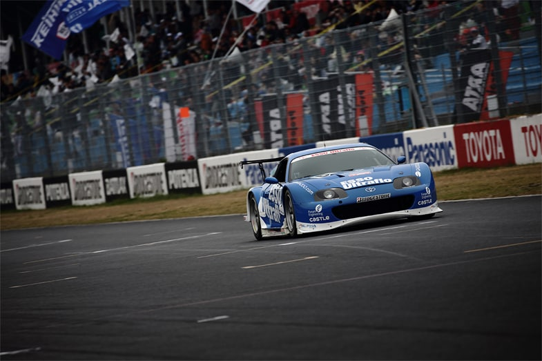 脇阪寿一氏のSUPER GT GT500クラス引退セレモニー