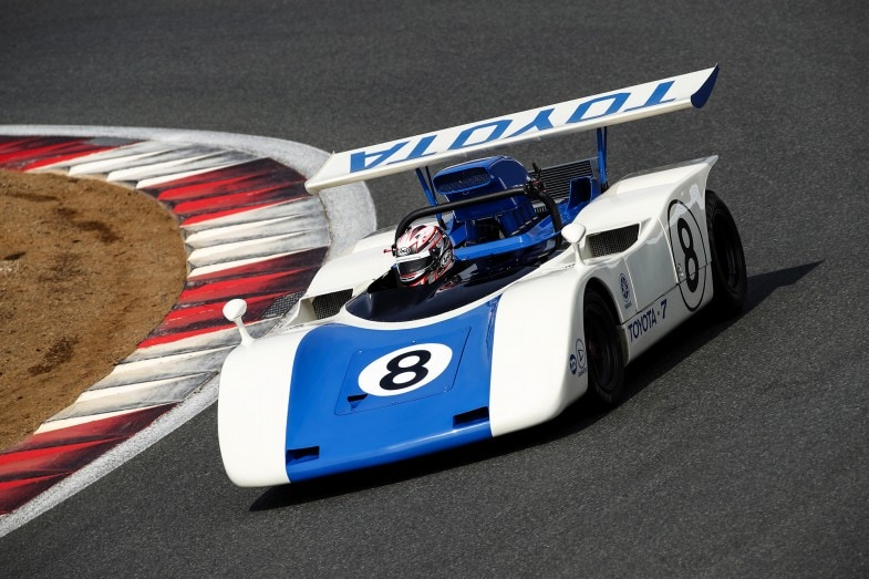 1969トヨタ 7
