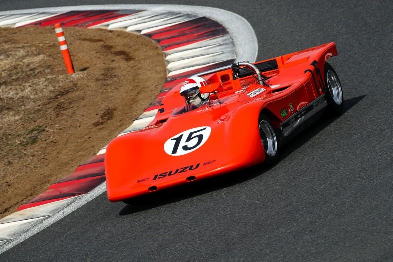 1969いすゞベレットR6スパイダー