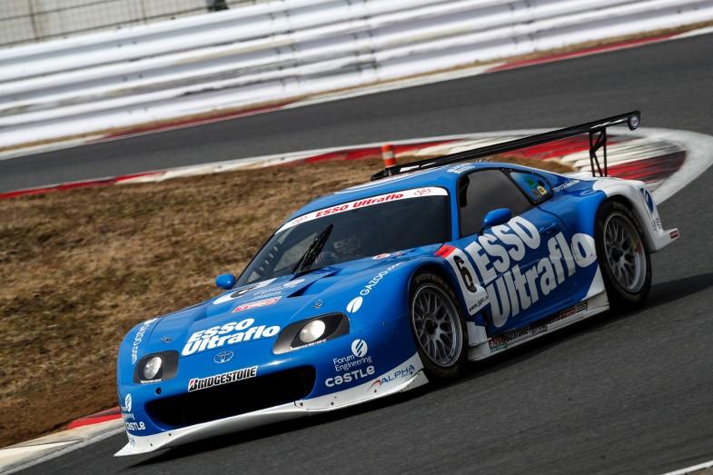 2002 ESSO Ultraflo Supra脇阪 寿一