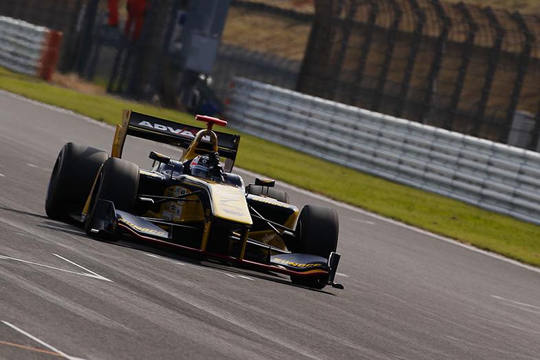 (今季、初参戦で初表彰台を獲得の大物ルーキー フェリックス・ローゼンクヴィスト選手 SUNOCO TEAM LEMANS)