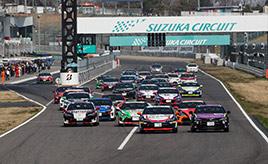 6年目となる86BRZレース開幕戦は、100台超えの盛り上がり!