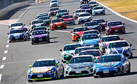 TOYOTA GAZOO Racing 86/BRZ Race 公式サイト