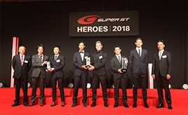 SUPER GT HEROES 2018開催! ~ミーハー目線レポート~
