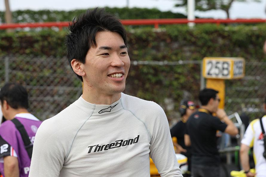 笹原右京選手などなど、他にも日本人ドライバーいらっしゃいますが…