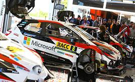 WRCの勝ち負けってどう決まる?順位や年間ランキングの決まり方など基礎をおさらい