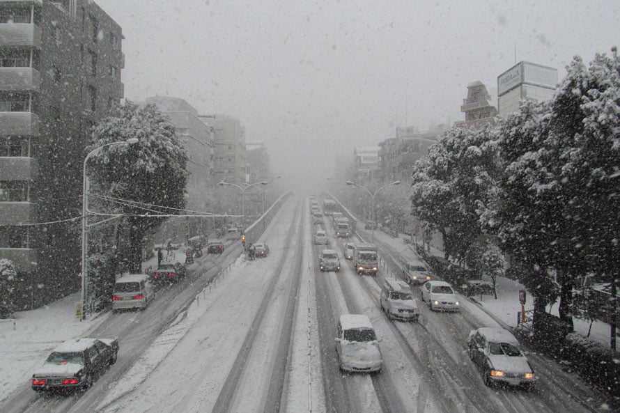 「雪道」の画像検索結果