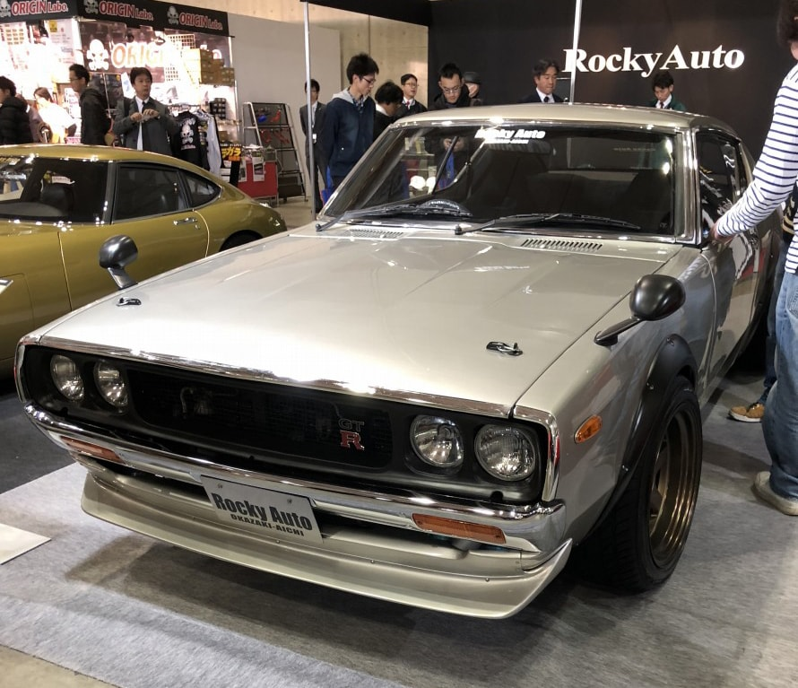 ④RockyAuto  BNR32スカイラインGT-R