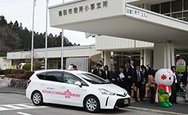 トヨタ自動車とソフトバンクの共同出資会社「MONET」、豊田市でオンデマンドバスの実証実験