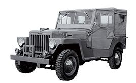 【GAZOO クルマクイズ Q.28】1951年のBJ型をルーツに持つトヨタの本格的四輪駆動車は?