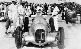 【GAZOO クルマクイズ Q.78】1934年のグランプリレースで車両重量制限の750kgを1kgオーバーしていた「メルセデス・ベンツW25」を軽量化するため、チームがとった行動は?