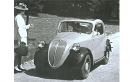"""【GAZOO クルマクイズ Q.90】初代「フィアット500」は""""トッポリーノ""""の愛称で呼ばれましたが、この言葉の意味は?"""