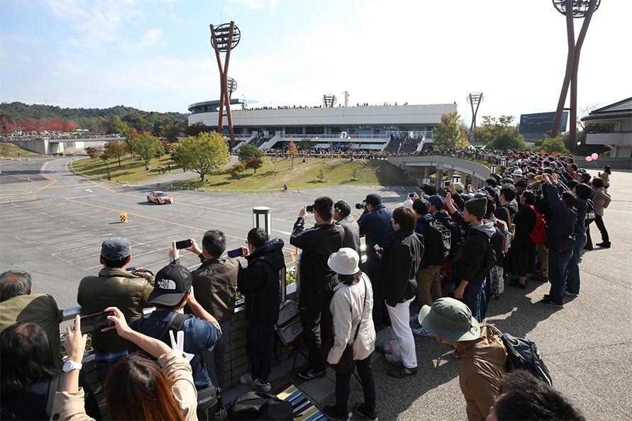 WRCラリージャパンの2020年開催が決定したことにより、ラリーへの関心の高まりを徐々に感じています。それは、11月9日~10日に愛知・岐阜で開催された「セントラルラリー」に本当にたくさんのギャラリーが来場したことからも分かります。