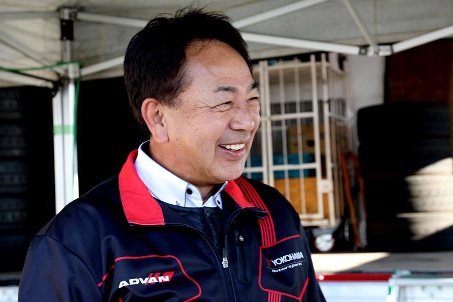 2019年全日本ラリーJN3クラスのチャンピオンチーム「K-ONEレーシング」監督の小菅英久さん。