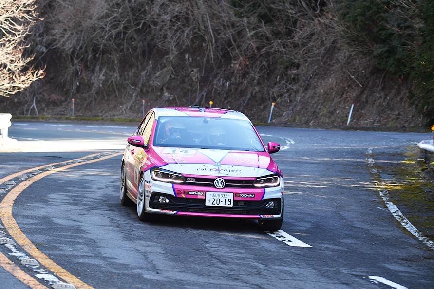 No.14 圭rp・YOKOHAMA・Polo GTI