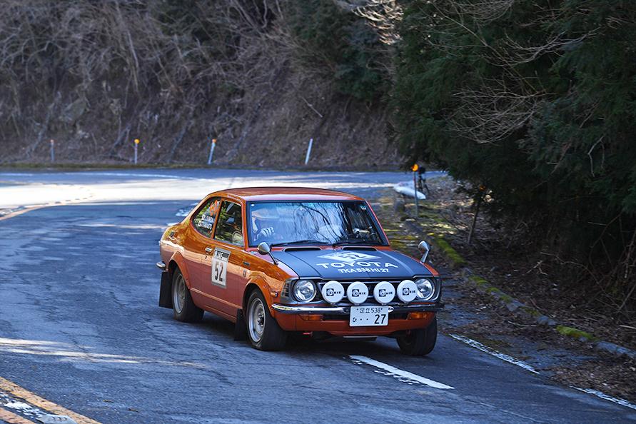 No.52 トヨタ27レビン