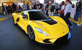 【SEMA特集】F1より速い!? 最強ロードカーが世界初お披露目 「ヴェノム F5」