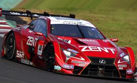 【SUPER GT】GT500 LEXUS勢はハンデに苦しみ立川/石浦組が5位フィニッシュ