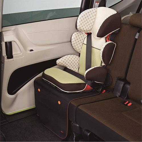 シート汚れキャッチャーマット