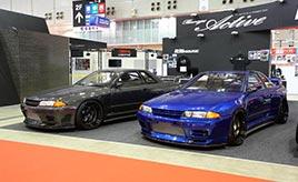 【東京オートサロン2018特集】海外メディアも注目!全身カーボン仕様のR32 GT-R