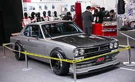 【東京オートサロン2019】パーツメーカー取締役営業本部長が30年かけて育て上げた愛車を展示した理由とは?