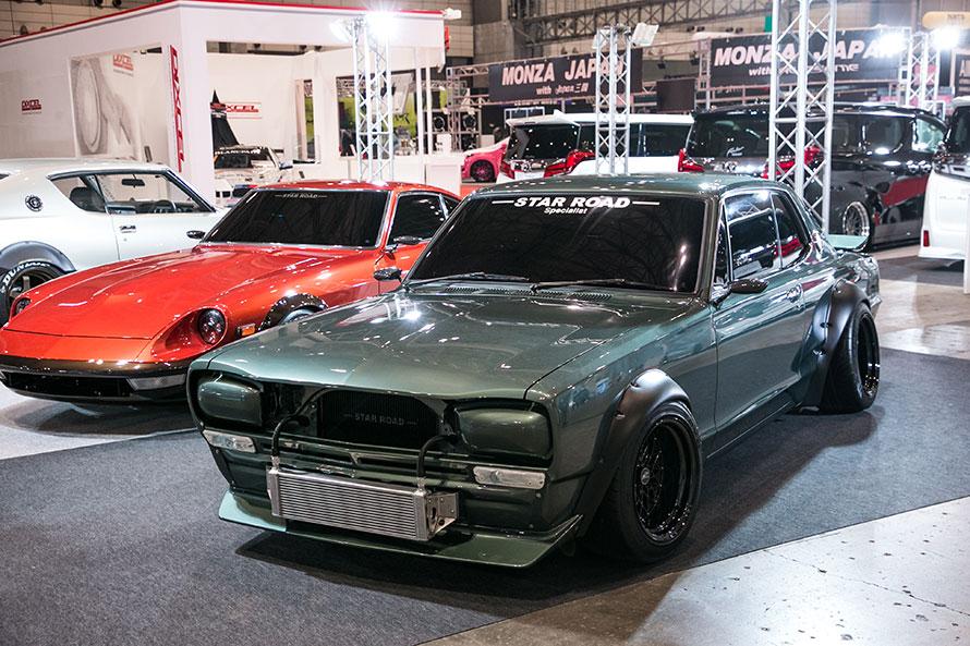 スター ロード 旧 車