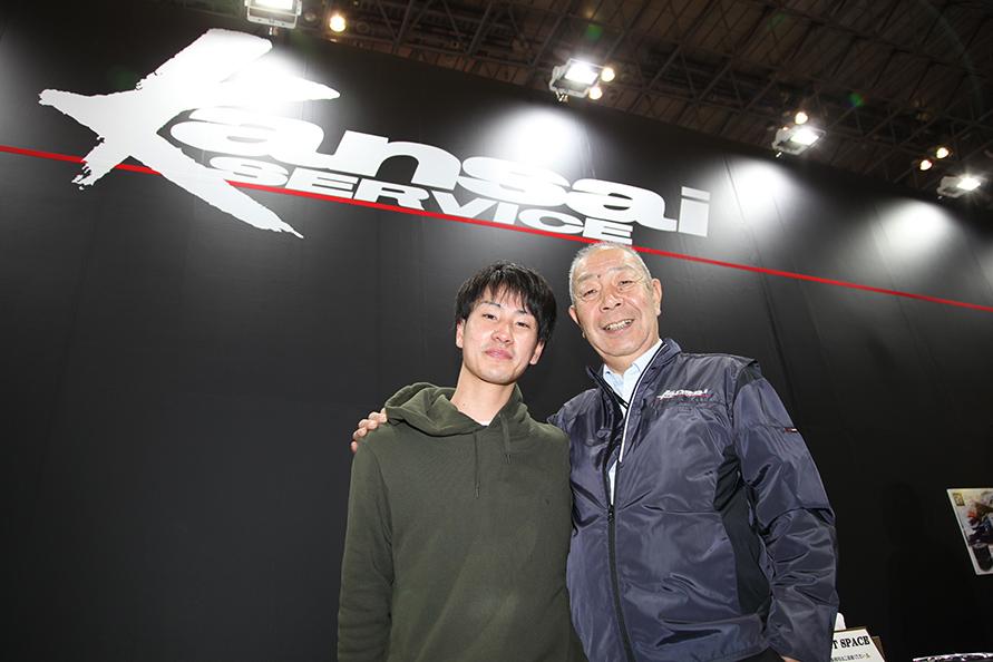 加藤さんと向井代表