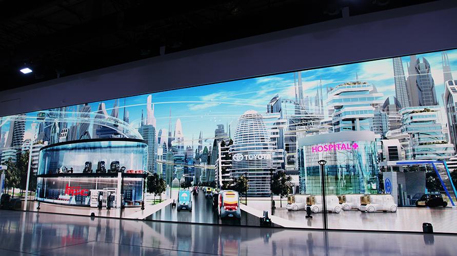都市 トヨタ 未来