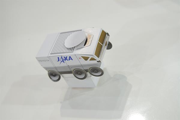 月面探査車
