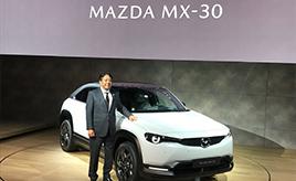 マツダの思想、「人馬一体」を追求する量産EV世界初公開! 東京モーターショー2019・マツダブース紹介
