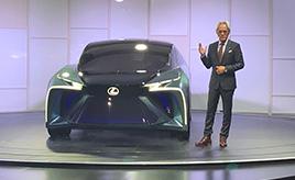 コックピットを搭載したEVコンセプトカー「LF-30 Electrified」を世界初公開! 東京モーターショー2019・レクサスブース紹介