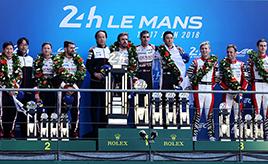 【トヨタ WEC】第2戦決勝、TOYOTA GAZOO Racing、悲願のル・マン初制覇!