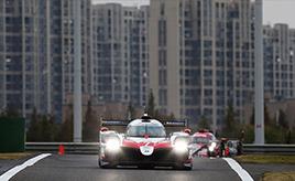 第5戦予選、僅差で2台がともに最前列グリッド確保