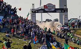 【トヨタ WRC】第6戦最終日、ラッピが総合5位でフィニッシュ