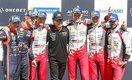 【トヨタ WRC】第9戦最終日、タナックがドイチェランド2連勝、今季3勝目を飾る