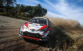 【トヨタ WRC】2018 第6戦ラリー・ポルトガル