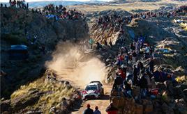 【トヨタ WRC】第5戦最終日、ミークが総合4位、ラトバラが総合5位でフィニッシュ 最出走のタナックも総合8位で完走を果たす