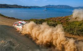 【トヨタ WRC】第11戦3日目、苦しい戦いを強いられるもマニュファクチャラーポイントの獲得に向けて前進