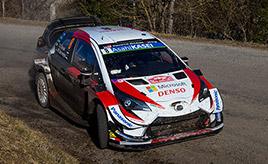 【トヨタ WRC】2019 第4戦ラリー・フランス